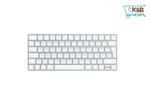 Original Apple Magic Keyboard A1644 Silber Bluetooth Tastatur Deutsch