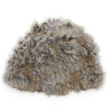 Women Russian Rabbit Fur Crochet Knitted Ski Cap Nice Winter Warm Beanie Hat New