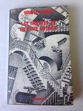 Las Muertes De In Falter Difunto Walter Garib softcover 1953 M C Escher