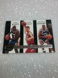 1993-94 Skybox Premium Head Of The Class Top NBA Draft Picks #8981/15000
