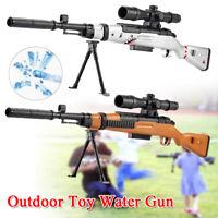 Plastic 98k Rifle Toy Soft Crystal Ball Water Bullet Toy Gun Gel Blaster Gifts