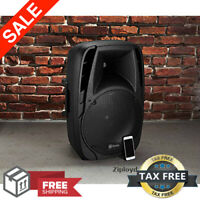 "Portable Bluetooth Loudspeaker Party Speaker 15"" Multi-function Powered iRocker"