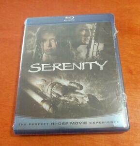 Serenity Blu-ray Joss Whedon Chiwetel Ejiofor Nathan Fillion Alan Tudyk