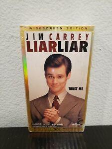 LIAR LIAR  1997 UNIVERSAL STUDIOS VHS JIM CARREY COMEDY IGS READY!