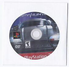 SpyHunter Greatest Hits (Sony PlayStation 2, 2002)
