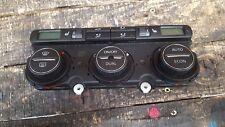 VW PASSAT B6 3C AIR CON HEATER CLIMATE CONTROL PANEL