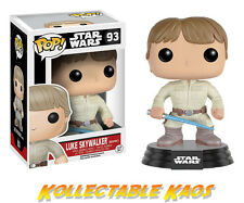 Star Wars - Bespin Luke Skywalker Pop! Vinyl Figure #93