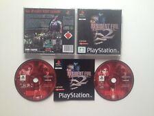 Resident Evil 2 (German edition)  (PAL, CIB) - Sony PlayStation 1 / PS1 / PSX