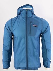 PATAGONIA HOUDINI DWR JACKET MEN CHAQUETA PULLOVER GIACCA BLUE SIZE XS NEW