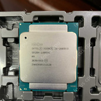 INTEL XEON E5-2603 V3 6 CORE 1.60 GHZ 85W LGA 2011-3 SR20A CPU Processor