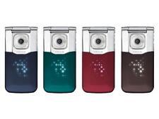 Nokia 7510 Supernova 2G GSM 850 / 900 / 1800 / 1900 2MP CAMERA Flip phone