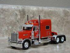 DCP 1/64 Red Chrome Peterbilt Pride Class Semi Truck Farm Toy
