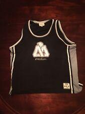 Matix Men's Xx-Large Black Basketball Jersey Sleeveless. Tl7