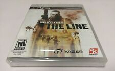 Spec Ops: The Line (Sony PlayStation 3, 2012) PS3 NEW