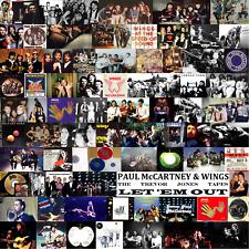 Paul McCartney Let 'Em Out 7 CD (Vol 1-5) Set The Trevor Jones Tapes The Beatles