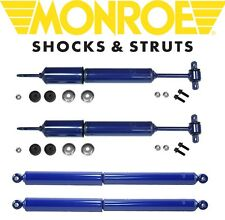 Ford Ranger Mazda B3000 Front & Rear Shocks & Struts Monroe 32238 / 32296