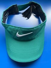 Women's Green Golf Visor - Nike Golf