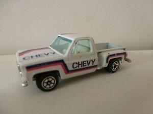 Yatming Chevy Stepside 1/64 Rare VGC