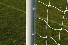 MH GOALS Aluminium Football Goal Post Net Clips/Hooks (Pack of 25) - FREE P&P