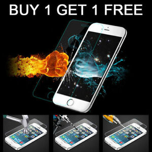 Brand New 100% Genuine Tempered Glass Screen Protector for iPhone 7