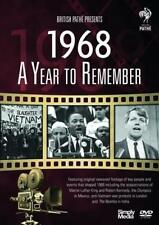 Year to Remember 1968 - DVD Region 2