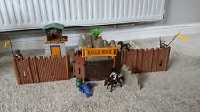 Playmobil Fort Cowboy Indian Western including accessories and extras