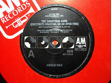 "Natalie Cole ""The Christmas Song (Chestnuts Roasting On An Open Fire)"" Oz 7"""
