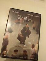 DVD LA TERMINAL con tom hank y catherine zeta jones