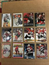 ERIC LINDROS Quantity 12 Hockey Card Lot Mint Condition FLYERS Upper Deck Score