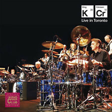 King Crimson - Live in Toronto - November 20 2015 [New CD]