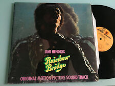 LP italy 1971 NM Jimi Hendrix – Rainbow Bridge - Original Motion Picture Soun