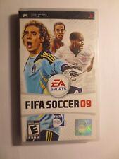 FIFA Soccer 09 (Sony PSP, 2008) COMPLETE