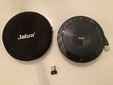Jabra 510 + Link 370 Bluetooth USB Adapter, Portable Conference Speakerphone