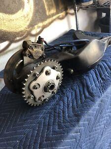 1998 Ducati 916 Sp Conplete Rear Swing Arm Assembly