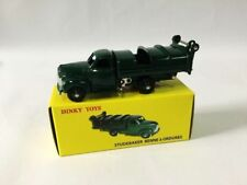 Dinky Toys 25VS (4) - Studebaker Benne A Ordures 1:43-Atlas
