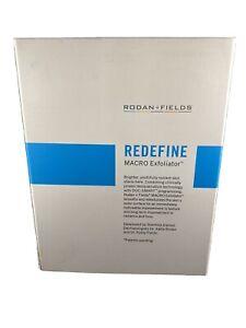 Rodan And Fields Redefine Macro Exfoliator New complete unused