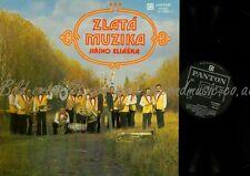 LP--ZLATA MUZIKA--JIRIHO ELIASKA