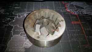 71mm burr grinder, possibly Mazzer Robur parts, old stock