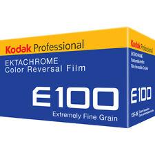 Kodak Pro Ektachrome E100 36 Exp Color Transparency 35mm Film