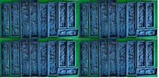 40 Plastic Molds Concrete Plaster Wall Stone Cement Tiles CONCRETE MOULD#W02-40