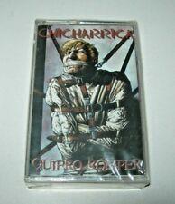 Chicharrica - Quiero romper (Cassette Potencial H.C. año 2000 nuevo precintado)