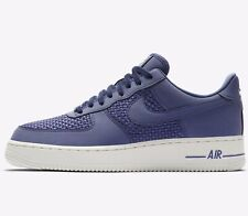 ⚫ Genuine Nike Air Force 1 Lo ® (  Men Size UK 7.5 EUR 42 ) Dark Blue Recall