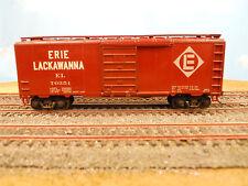 HO SCALE KAR-LINE ERIE LACKAWANNA EL #70351 40' BOX CAR