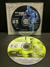 Tom Clancy's Splinter Cell: Pandora Tomorrow (PC, 2004)