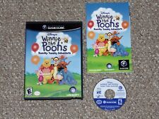 Winnie the Pooh's Rumbly Tumbly Adventure Nintendo GameCube Complete