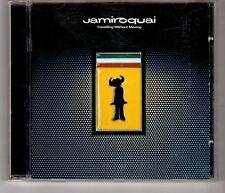 (HJ385) Jamiroquai, Travelling Without Moving - 1996 CD