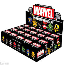 Kidrobot Marvel Munny Micro Series 2 CASE of 20  SEALED NEW Urban Vinyl