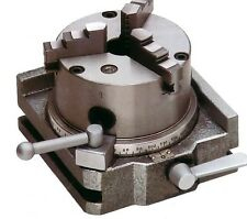 SOBA 80 MM RAPID INDEXER WITH CHUCK FOR MILLING MACHINE ETC FROM CHRONOS