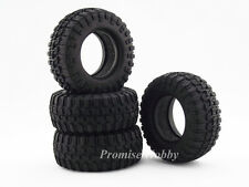 96mm crawler tire tyre set (4pcs) for 1.9 wheels 1/10 rc crawlers