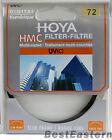 Genuine HOYA  72mm HMC UV(C) Digital SLIM Frame Multi-Coated Filter